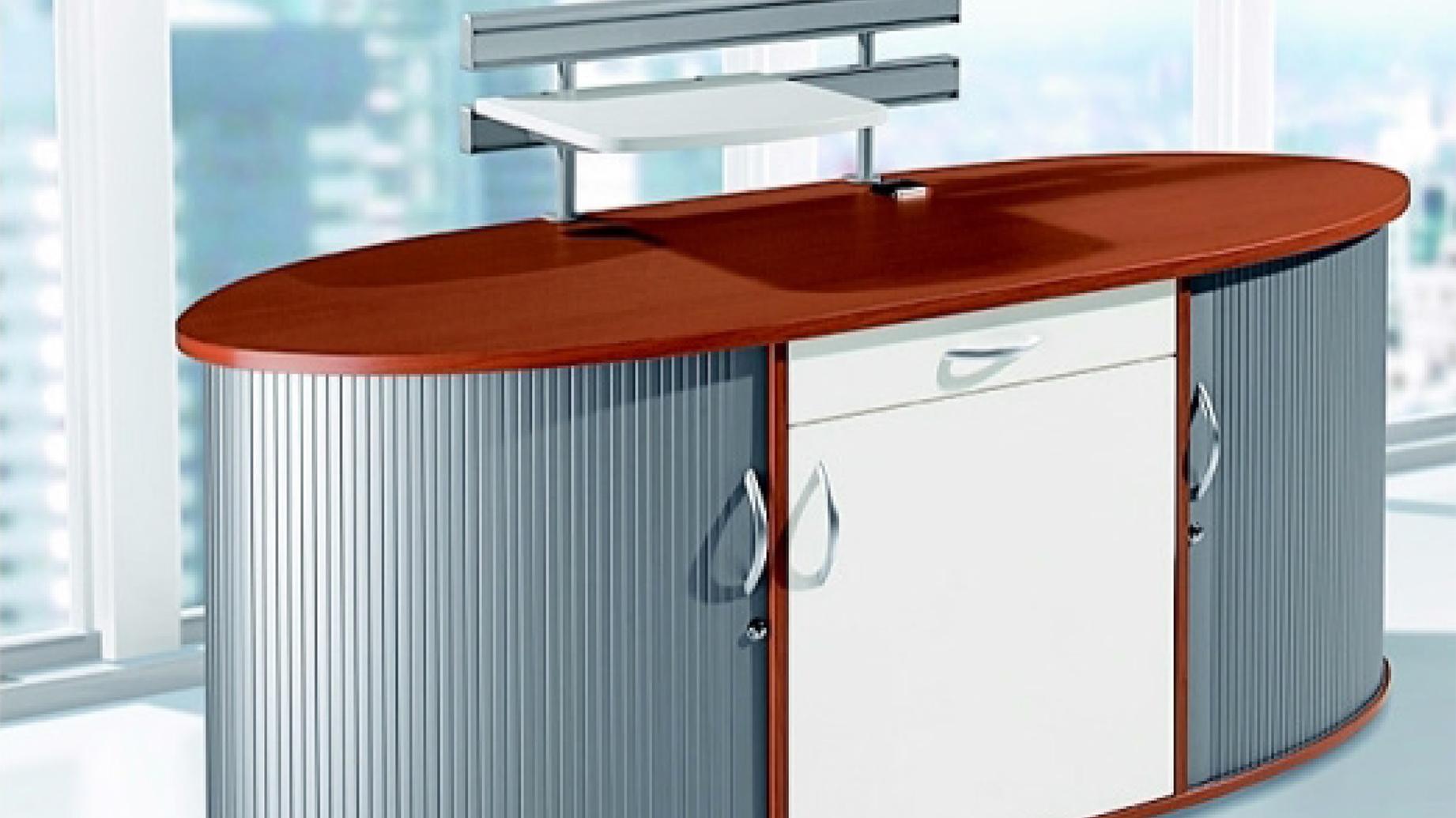 STOCK Büroeinrichtungen - Kaffeeschrank für Büro und Messeeinsatz